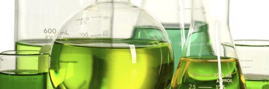 بخش شیمی